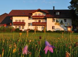 Bauernhof Bauer, Zwiesel (Frauenau yakınında)