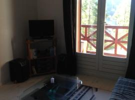 Studio Foux D'Allos Ski, Ла-Фу (рядом с городом Prads-Haute-Bléone)