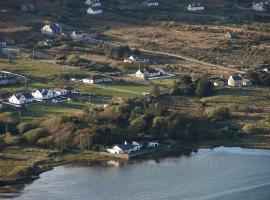 Bleanaskill Lodge & Achill Secret Garden, Achill Sound