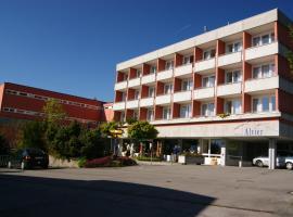 Alvier Seminar- und Ferienhotel, Oberschan (Azmoos yakınında)