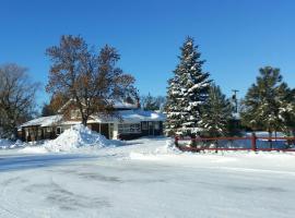 Bison Lodge, New Rockford (in de buurt van Carrington)