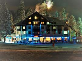 Ice Angels Hotel, Borovec