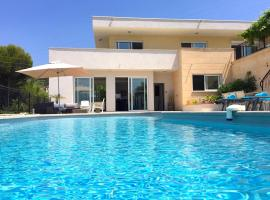 Villa Californienne à Nice, Nizza