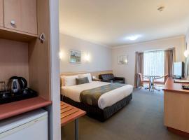 The Waverley International Hotel, Glen Waverley (Wheelers Hill yakınında)