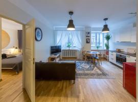 Roosikrantsi 21 Apartment