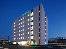 Hotel Green Core Bando, Iwai (Joso yakınında)