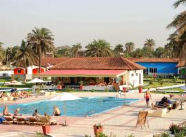 Sand Beach Hotel, Kotu (рядом с городом Fajara)