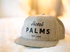 The Hotel Palms, Атлантик-Бич