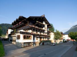 Hotel Eggerwirt, Золль