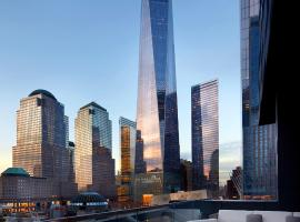 コートヤード バイ マリオット ニューヨーク ダウンタウン マンハッタン/ワールド トレード センター エリア