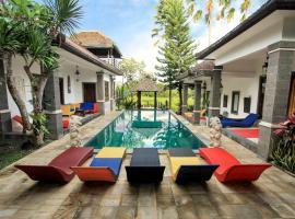 Balam Bali Villa, Mengwi (рядом с городом Badung)