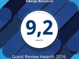 Albergo Boccaccio, Villa San Giovanni