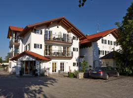 Landhotel Grüner Baum, Westendorf (Germaringen yakınında)