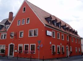 Gasthof Weißes Roß, Kleinostheim (Mainhausen yakınında)