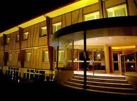 Hotel Le Saint Aubin, Gournay-en-Bray (рядом с городом Montroty)