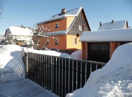 Apartment Na Pražské Vrchlabí