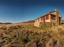 Wolgal Hut, Kiandra (Adaminaby yakınında)