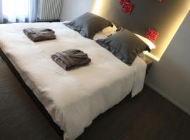 Hotel Nicolas, Ypres (Boezinge yakınında)