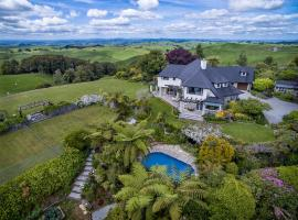 Waitomo Boutique Lodge