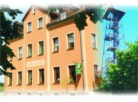 Waldgasthof & Hotel Alberthöhe, Lichtenstein (Mülsen yakınında)