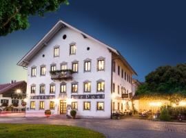 Gasthof zur Post, Eberfing (Weilheim in Oberbayern yakınında)