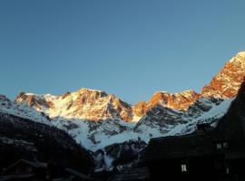 Casa Alpina De Filippi, Macugnaga
