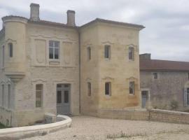 Domaine des Augers, Avy (рядом с городом Chadenac)