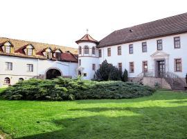 Hotel Fröbelhof, Bad Liebenstein (Herrenbreitungen yakınında)