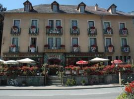 Hôtel Oberland, Le Bourg-d'Oisans