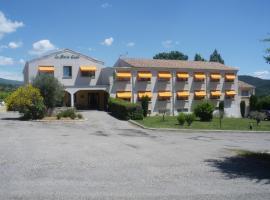 Hôtel Saint Clair, Saint-Étienne-les-Orgues (рядом с городом Ongles)
