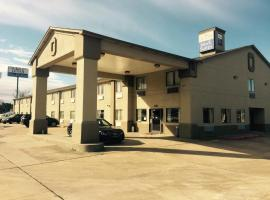 Texas Inn And Suites Lufkin 2 Star Hotel