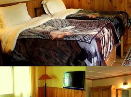 Kichu Resorts, Paro (Drugyel Dzong yakınında)