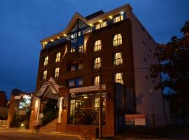 Ñikén Hotel Spa & Business Center, Necochea