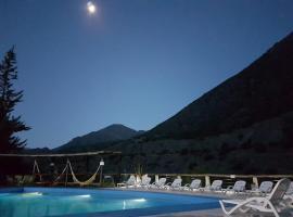 Pueblo Del Rio Mountain Lodge & Spa, Potrerillos