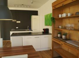 Loft Style 3 Room Apartment + terrace, Villingen-Schwenningen (Marbach yakınında)