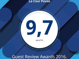 La Cour Pavee, Genolier (Begnins yakınında)