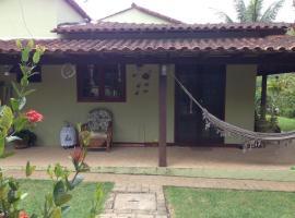 Casa Temporada - Taquari - Paraty / RJ, Paraty (Ilha do Cedro yakınında)