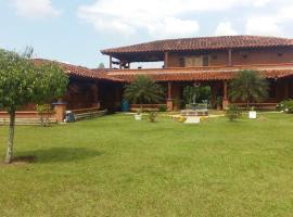 Finca Villa Ruby, Puerto Alejandría (Alcalá yakınında)