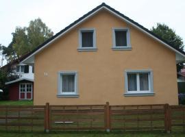 Schwantje Kolonie 10, Großzerlang (Kleinzerlang yakınında)