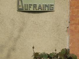 Maison Dufraing, Anan (рядом с городом Peyrissas)
