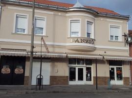 Korona Panzió, Mátészalka (рядом с городом Papos)