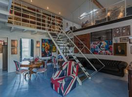 Loft Garibaldi Rooms and Suites, Chiavari
