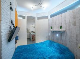 Apartment at Lyulki
