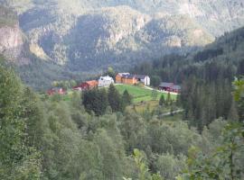 Cottage - Fjellangerveien 155B, Lavik