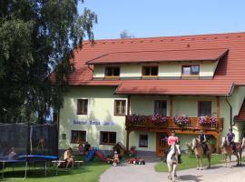 Bauernhof Pension Juri, Obergösel