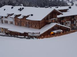 Panorama Chalets am Pass Thurn