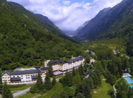 Hotel Manantial, Caldes de Boí
