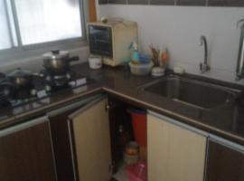 Doris's apartment, Ayer Itam