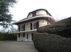La Maison Des Bonheurs, Рилльё (рядом с городом Neyron)