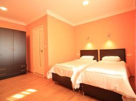 Hotel California, Гонио